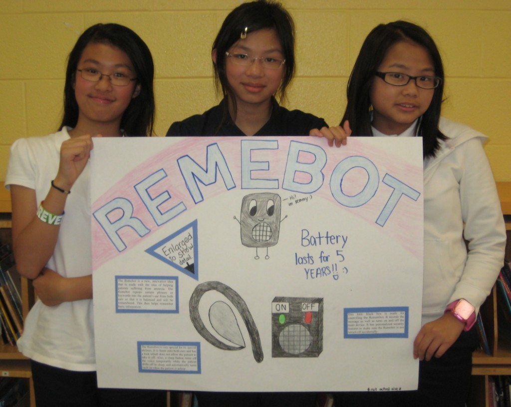 Remebot project