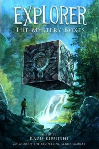 Explorer The Mystery Boxes