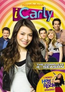 iCarly DVD pack shot