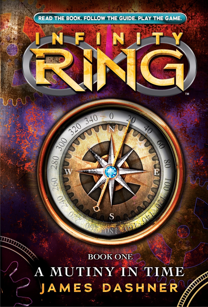 Owlkids | Book Review: The Infinity Ring: A Mutiny in Time ... Infinity Ring Book Series