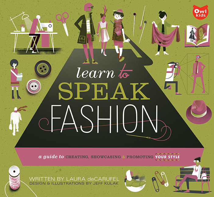 Learn to Speak Fashion