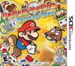 Paper Mario pack shot