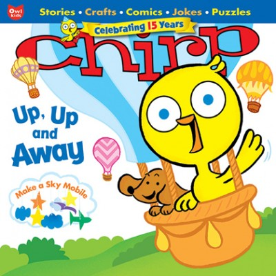Chirp Magazine | age 3 to 6