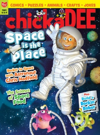 chickaDEE Magazine | Age 6 to 9