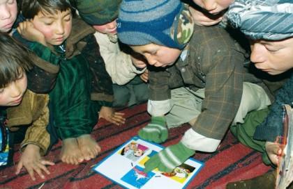Afghanistan kids