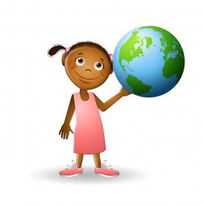 Earth kid