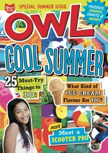 OWL summer cover