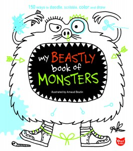 Beastly Book of Monsters