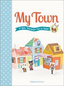 Owlkids Books, My Town, Review, Book review