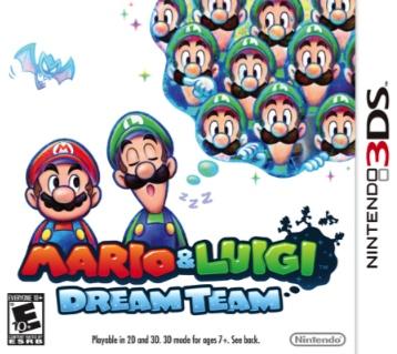 Owlkids | Video Game Review: Mario & Luigi: Dream Team - Owlkids