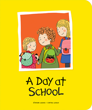 A-Day-At-School-book-owlkids