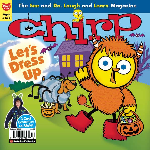 Chirp October 2013