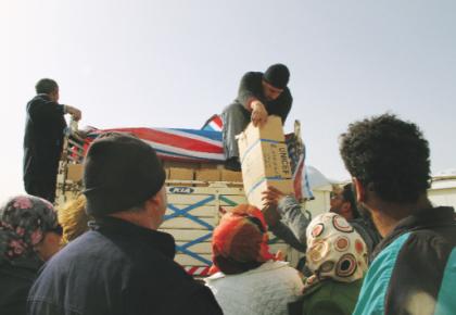 Unicef in Syria 2013