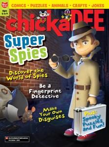 chickaDEE Super Spies