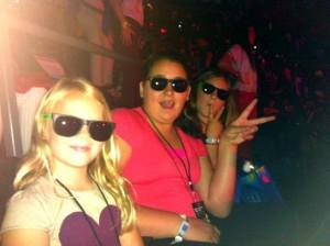 We Day Toronto 2013 girls