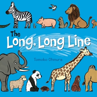 Long Long Line Tomoko Ohmura best books 2013 Kirkus