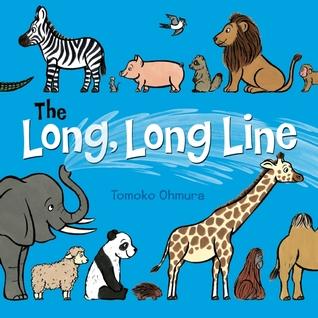 Long Long Line Tomoko Ohmura best books 2013 Kirkus