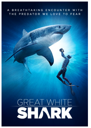Great White Shark film poster