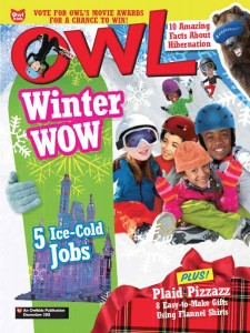 OWL Magazine, December 2013