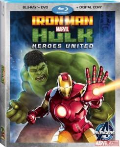 OWLMagazine: IronMan Hulk DVD Contest
