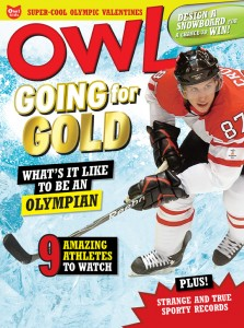 OWL Jan/Feb 2014 cover