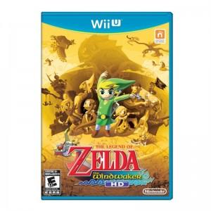 The Legend of Zelda: The Windwaker for Wii U