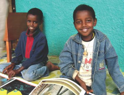 CODE in Ethiopia