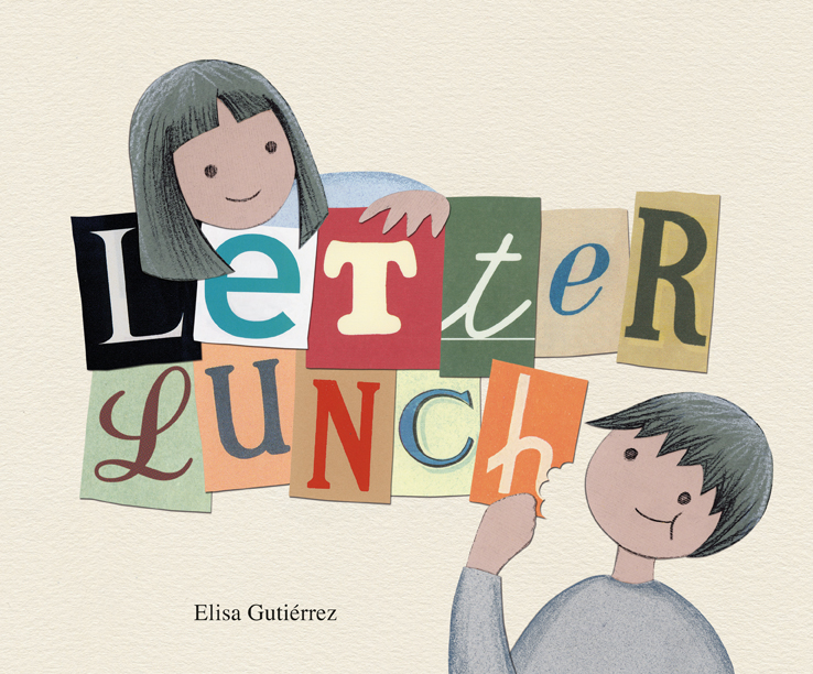 Owlkids book Letter Lunch by Elisa Gutierrez