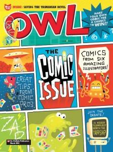 OWL Magazine March 2014