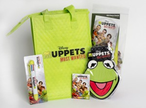 Muppets Most Wanted prize pack