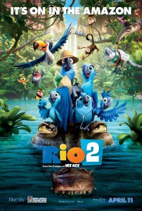 chickaDEE Magazine: Rio 2 Review