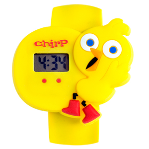 Chirp digital stop watch