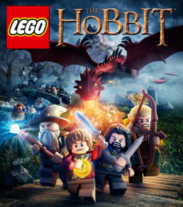 LEGO: The Hobbit pack shot