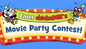 chickaDEE's June 2014 Movie Party contest