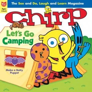 Chirp Magazine Summer issue