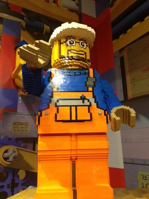 Legoland guy