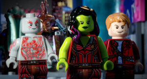 Lego Guardians of the Galaxy by Forrest Whaley.