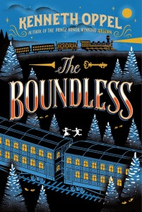 The Boundless by Kenneth Oppel book cover