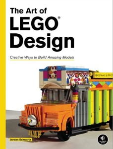 OWL Magazine Book review, The Art of LEGO Design