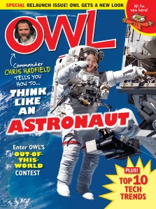OWL September 2014 Cover