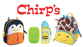 Chirp's September 2014 Adventure Contest button