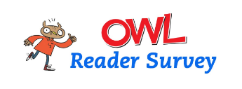 OWL Magazine 2017 Reader Survey