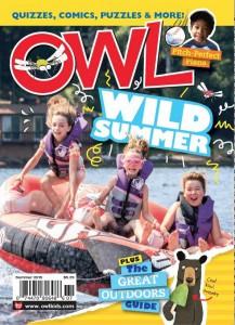 OWL Magazine Summer 2015