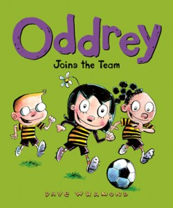 chickaDEE Magazine: Book Review: Oddrey Joins the Team