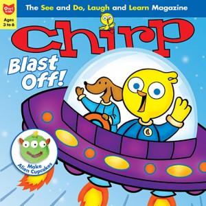 Chirp Magazine Chirp's Radio Flyer Contest Winners!