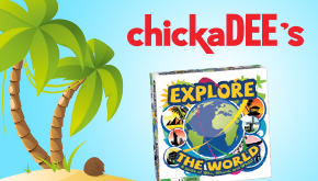 chickaDEE November 2014 Caption Contest button