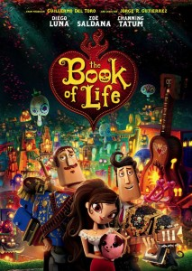 The Book of Life 2014 movie poster