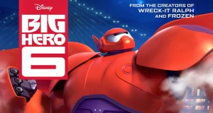 Big Hero 6 character movie poster