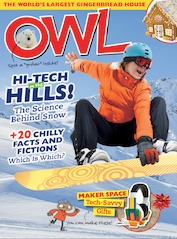 OWL Magazine December