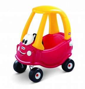 Chirp Magazine Enter Chirp'sLittle Tikes Cozy Coupe Contest